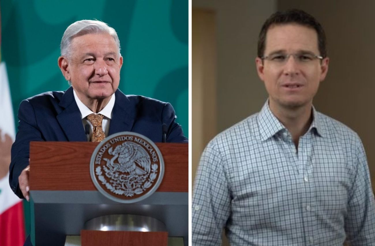 El presidente López Obrador rechaza que exista una persecución contra Ricardo  Anaya - Noticias Radiorama