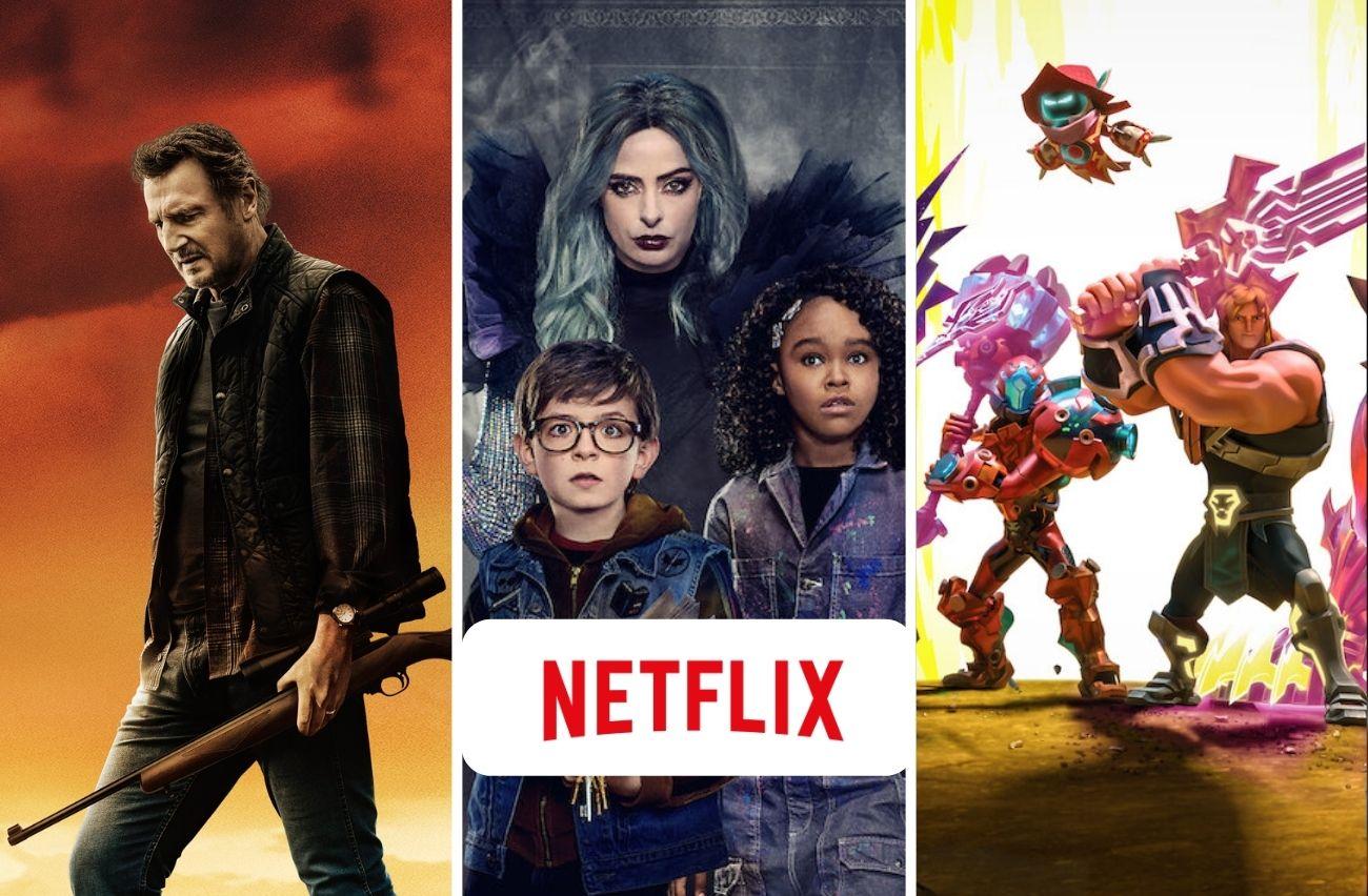Netflix estrenos del 13 al 19 sept