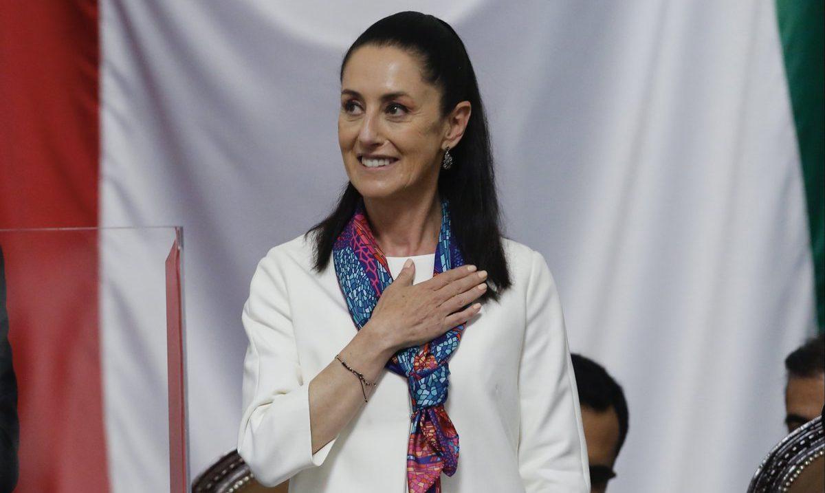 Tercer Informe de Gobierno Claudia Sheinbaum 1
