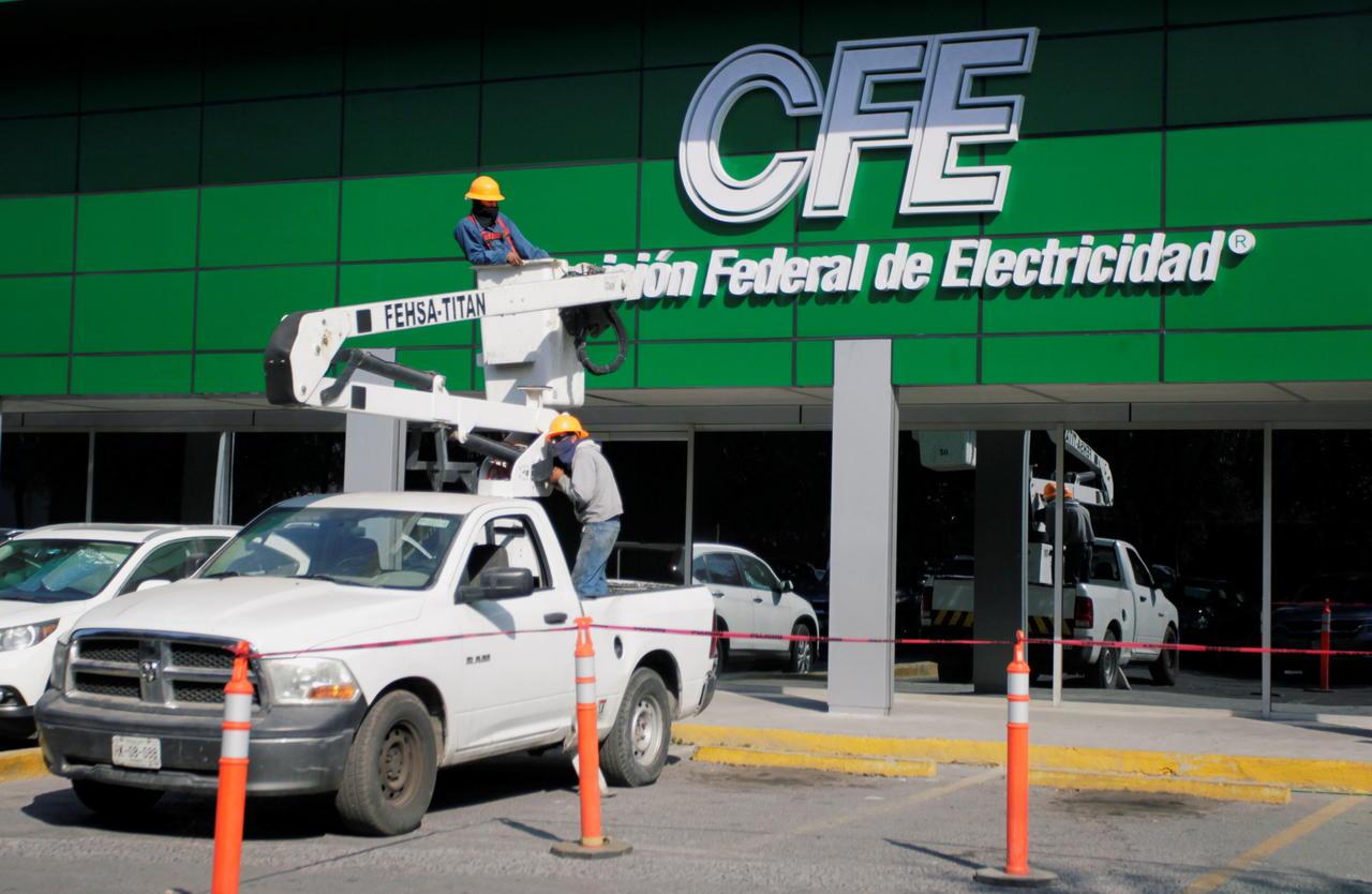 cfe restablece servicio de energía