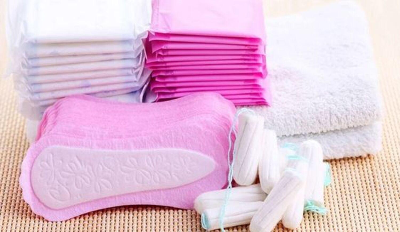 iva toallas femeninas higiene menstrual