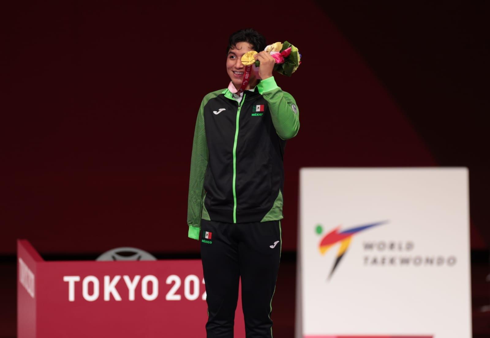 seis medallas de méxico en un solo día paralímpicos