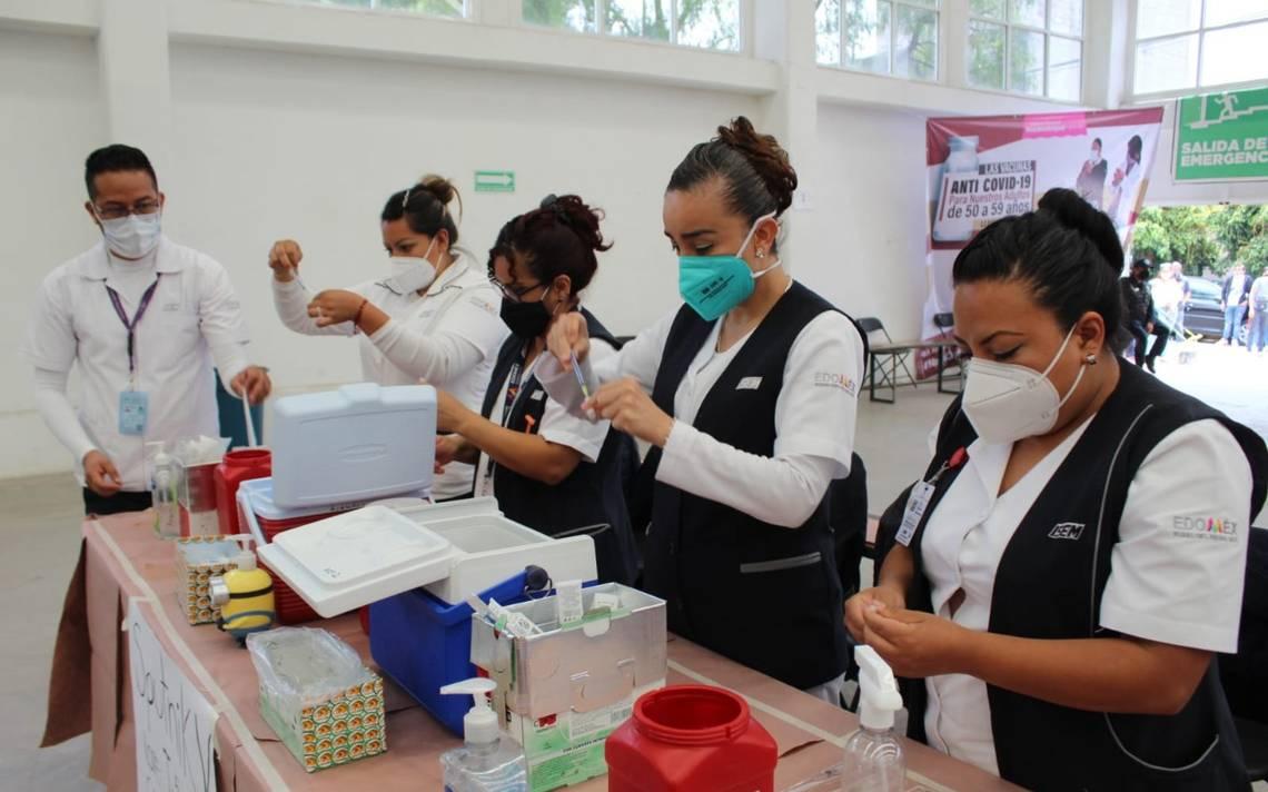 vacuna covid-19 estado de mexico 18 a 29 años