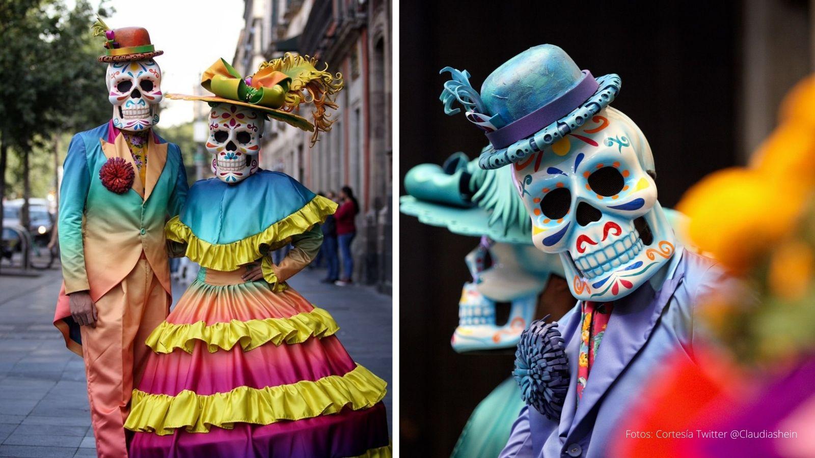 Desfile de Día de Muertos 2021