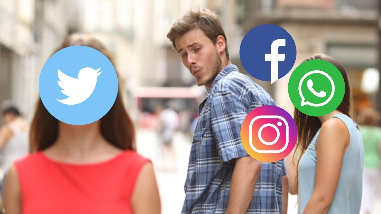 WhatsApp, Facebook e Instagram caen a nivel mundial